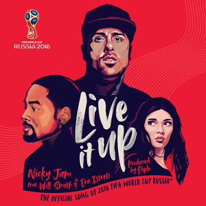 Live It Up (Official Song 2018 FIFA World Cup Russia) Albümü