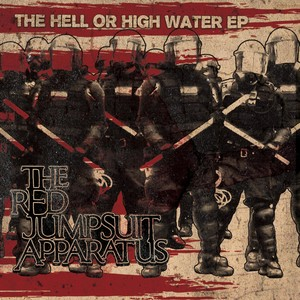 The Hell Or High Water EP Albumcover