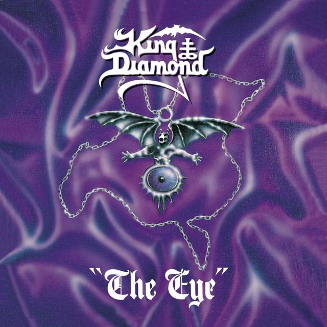 King Diamond The Eye album cover