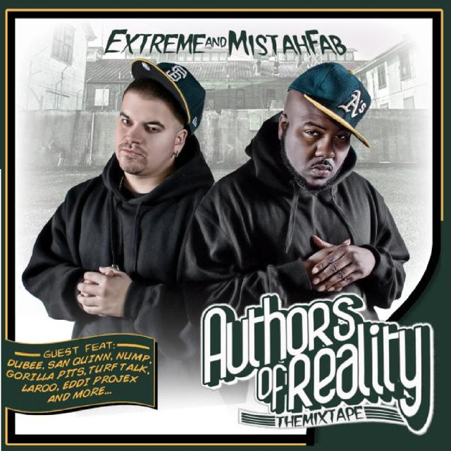 Authors of Reality: The Mixtape