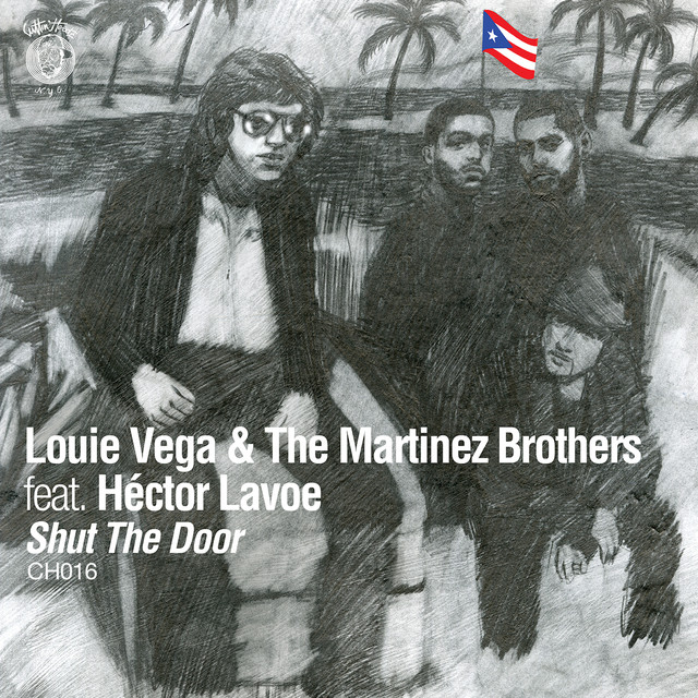 Shut The Door feat Héctor Lavoe