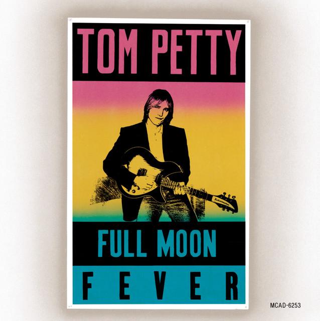 Skivomslag för Tom Petty: Full Moon Fever