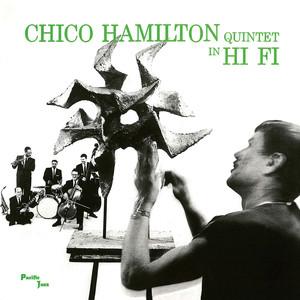 The Chico Hamilton Quintet Takin' a Chance on Love cover