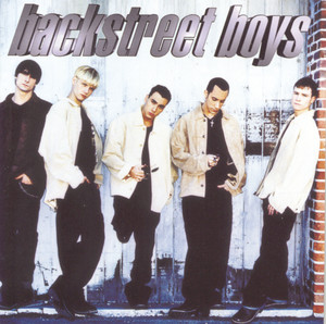 Backstreet Boys Albumcover