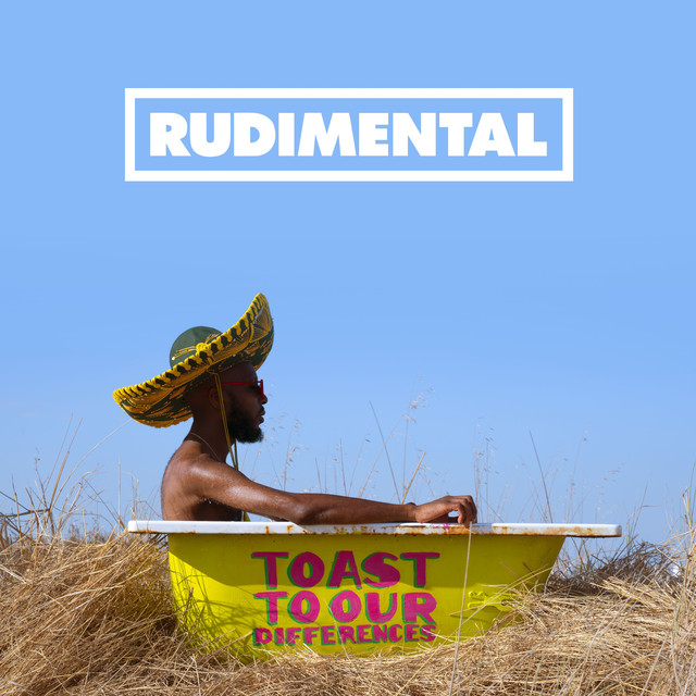 Album cover for Toast to our Differences (Deluxe) by Rudimental