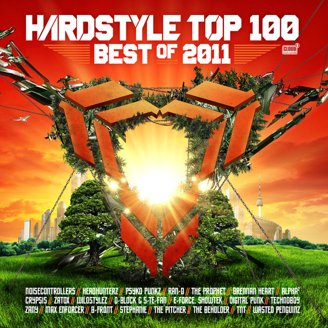 Hardstyle Top 100 - Best Of 2011