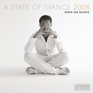 A State Of Trance 2008 (Mixed by Armin van Buuren) Albumcover