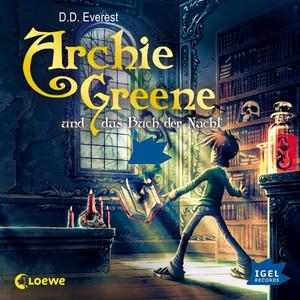 Archie Greene und das Buch der Nacht (Folge 3) Hörbuch kostenlos