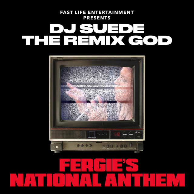 Fergie's National Anthem