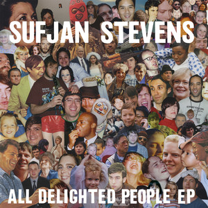 All Delighted People EP Albumcover