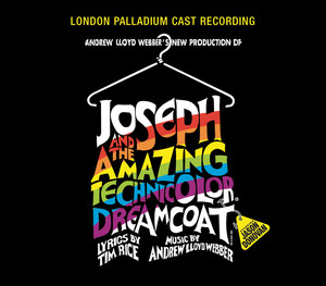 Joseph And The Amazing Technicolor Dreamcoat (2005 Remaster) Albumcover