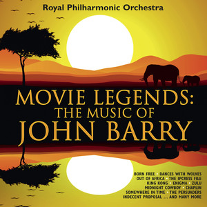 Movie Legends: The Music of John Barry album
