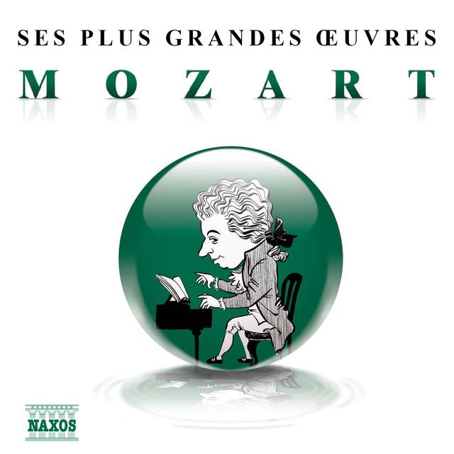 Ses plus grandes œuvres: Mozart Albumcover