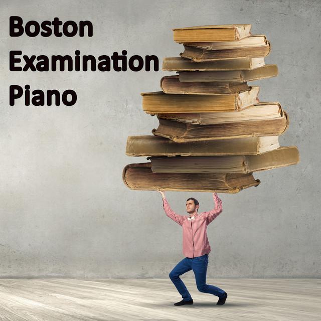 Boston Examination Piano Albumcover