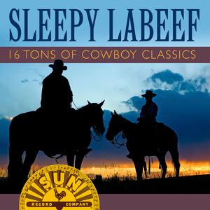 Sleepy LaBeef-16 Tons of Cowboy Classics album