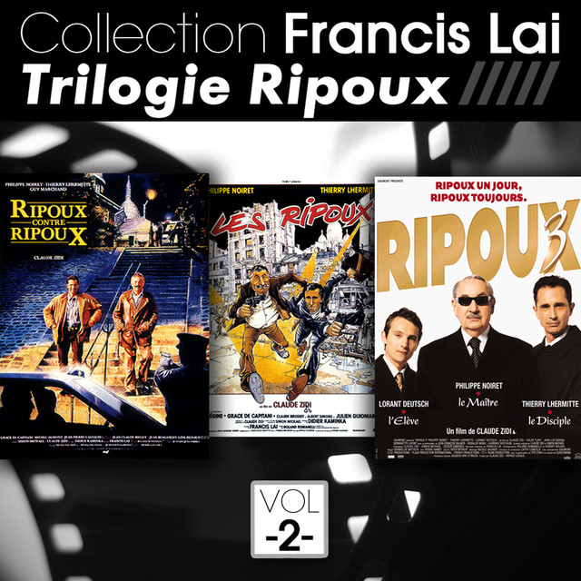 Collection Francis Lai - Trilogie Ripoux, Vol. 2 (Bande originale des films)