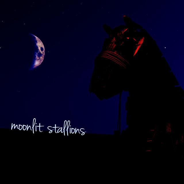 Moonlit Stallions Albumcover