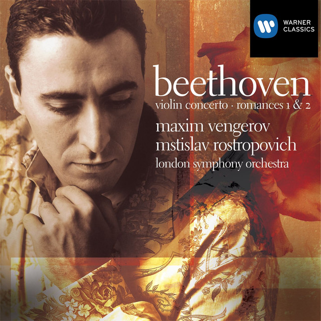 Beethoven: Violin Concerto/Romances