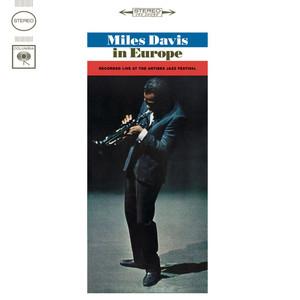 Miles In Europe Albumcover