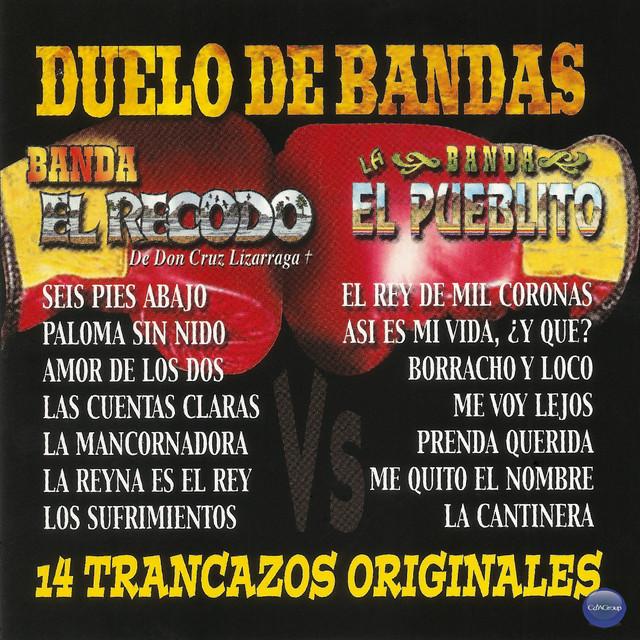 Duelo de Bandas: 14 Trancazos Originales Albumcover