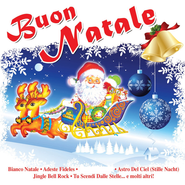 Buon Natale Song.Din Don Dan Buon Natale Jingle Bells A Song By Enrico Musiani On