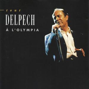 Tout Delpech à L'Olympia (Live) album
