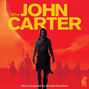 John Carter (Original Motion Picture Soundtrack) Albumcover