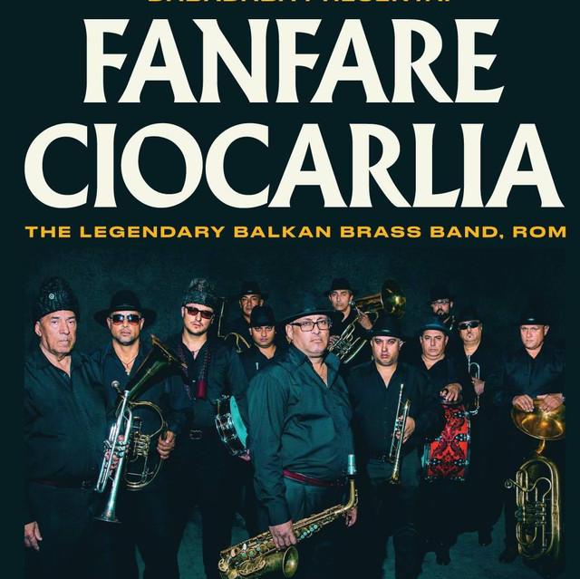 Fanfare Ciocarlia tickets and 2019 tour dates