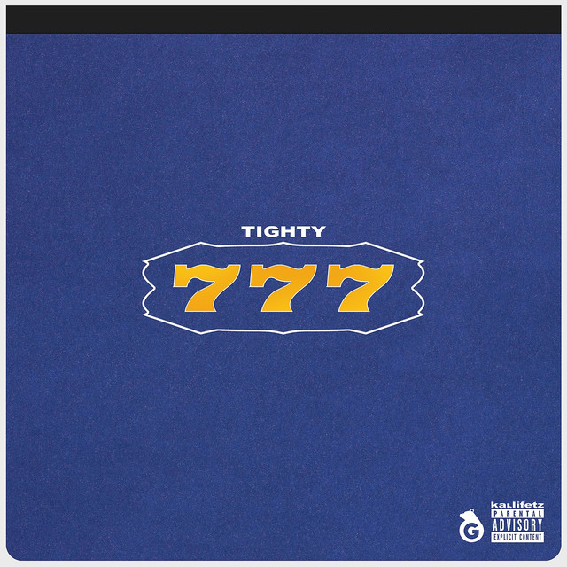 Album cover for 3x7 by Tighty