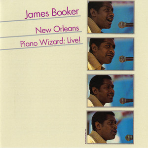 New Orleans Piano Wizard: Live! album