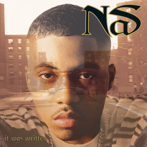 Nas, Joey Starr Affirmative Action cover