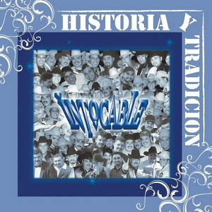Historia Y Tradicion- Contigo Albumcover