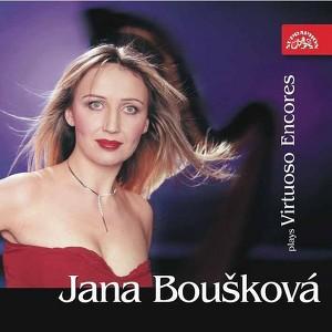 Jana Boušková - Virtuoso Harp Encores
