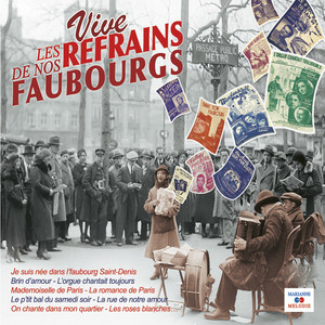 Jean Sablon La chanson de Paris cover
