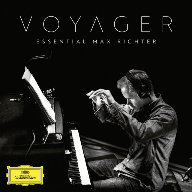 Album cover for Voyager - Essential Max Richter by Max Richter
