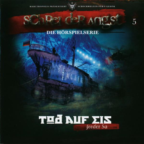 Folge 5 - Feeder - Tod auf Eis Cover