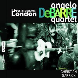 Angelo Debarre Quartet - Live in London
