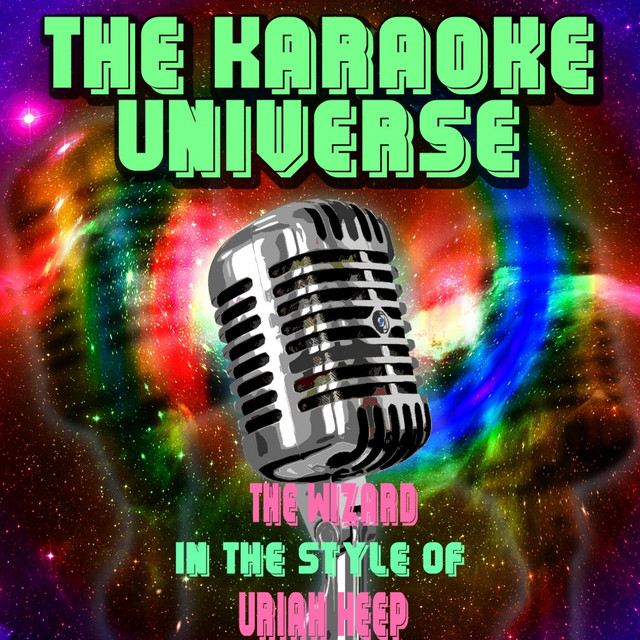 The Wizard (Karaoke Version) [In the Style of Uriah Heep], a
