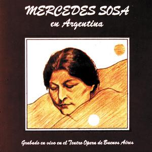 Mercedes Sosa En Argentina - León Gieco