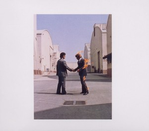 Cover art for Wish You Were Here - 2011 Remastered Version
