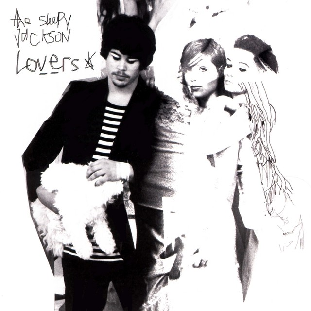 Album cover for Lovers by The Sleepy Jackson