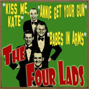 Kiss Me Kate, Babes in Arms & Annie Get Your Gun album