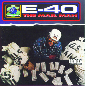 The Mail Man Albumcover