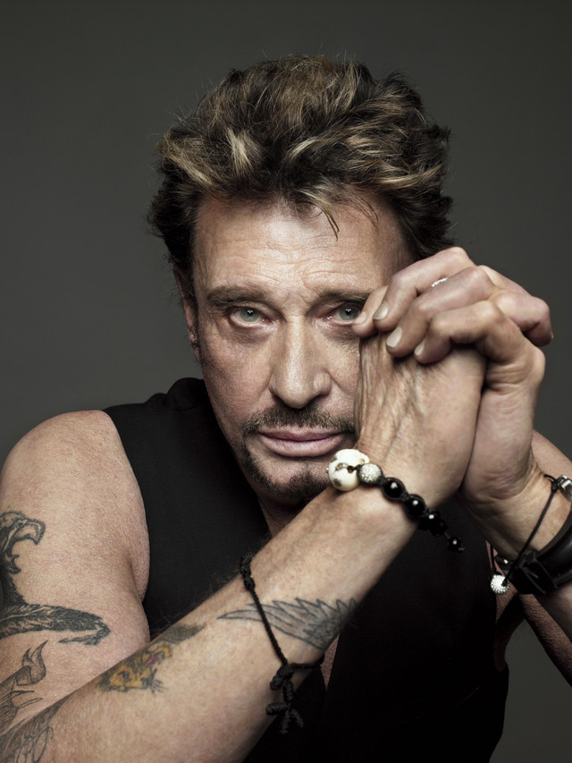 Johnny Hallyday L' Instinct cover