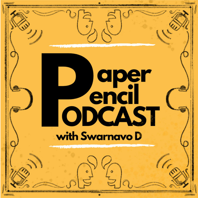 Paper Pencil Podcast | Podcast on Spotify