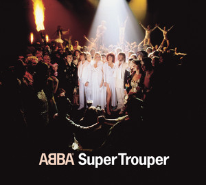 Super Trouper Albumcover