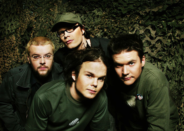 Photo The Rasmus
