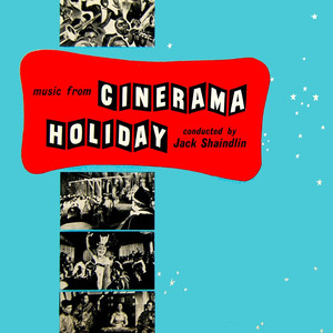 Cinerama Holiday album