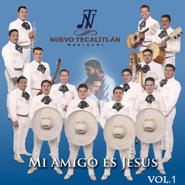 Album cover for MI Amigo Es Jesus, Vol.1 by Mariachi Nuevo Tecalitlan