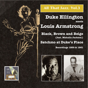 Louis Armstrong meets Duke Ellington